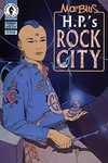 Moebius: H.P.'s Rock City TPB