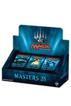 Magic the Gathering CCG Masters 25 Booster Display