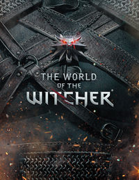 The World of the Witcher HC - nick & dent