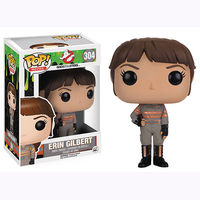 Pop Movies: Ghostbusters 2016 - Erin Gilbert Vinyl Figure