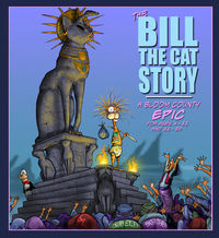 The Bill the Cat Story: A Bloom County Epic HC