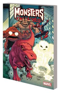 Monsters Unleashed TPB Battleground