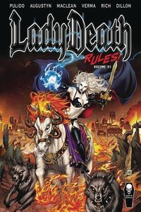 Lady Death Rules TPB Vol. 01