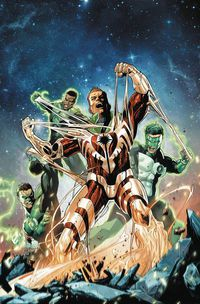 Hal Jordan and the Green Lantern Corps #46