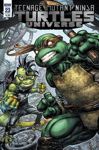 Teenage Mutant Ninja Turtles Universe #23 (Cover A - Williams II)
