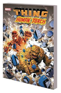 Marvel Two-In-One TPB Vol 01 Fate of the Four