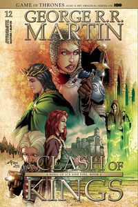 Game of Thrones Clash of Kings #12 (Cover B - Subscription Rubi)