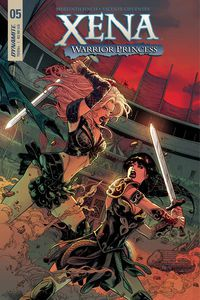 Xena #5 (of 5) (Cover B - Cifuentes)