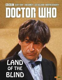 Doctor Who TPB Land of the Blind