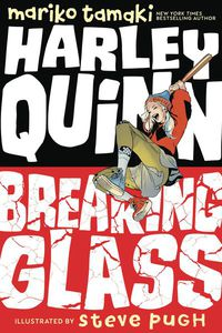 Harley Quinn Breaking Glass TPB DC Ink