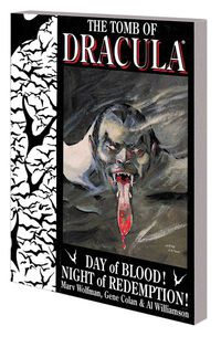 Tomb of Dracula TPB Day of Blood Night of Redemption