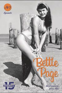 Bettie Page Unbound #3 (Cover E - Photo)