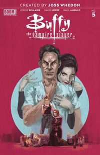 Buffy the Vampire Slayer #5 (Cover A - Aspinall)