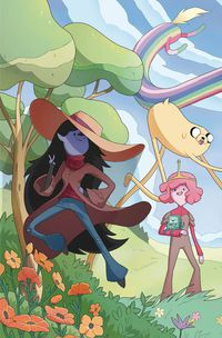 Adventure Time Marcy & Simon #6 (of 6) Preorder Marcy