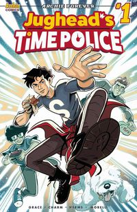 Jughead Time Police #1 (Cover A - Charm)