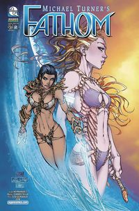 Fathom Vol 8 #2 (Cover B - Turner)