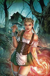 Gretel #4 (of 5) (Cover A - Coccolo)