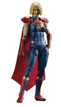 Injustice 2 Supergirl Previews Exclusive 1/18 Scale Figure