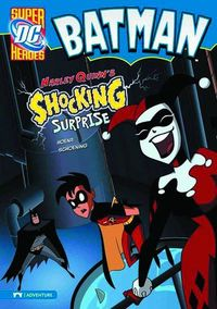 DC Super Heroes Batman Young Reader TPB Harley Quinns Shocking Surprise