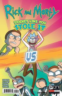 Rick & Morty Pocket Like You Stole It #4 (of 5)