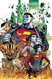 Superman TPB Vol 07 Bizarroverse Rebirth