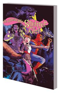 Unbeatable Squirrel Girl TPB Vol 09 Squirrels Fall Like Domin