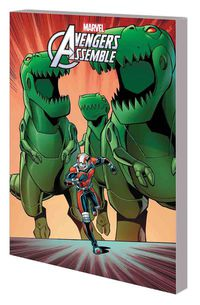 Avengers Assemble Time Will Tell Digest TPB
