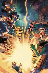 Mighty Morphin Power Rangers #32 Main Sg