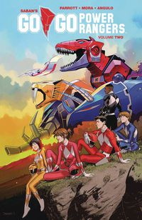Go Go Power Rangers TPB Vol 02
