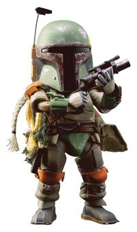 Star Wars Episode V Eaa-020 Boba Fett Previews Exclusive Action Figure