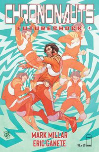 Chrononauts Futureshock #4 (of 4) (Cover A - Ferry)