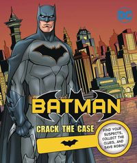 DC Comics Batman Crack the Case HC