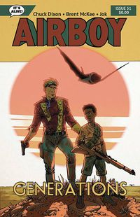 Airboy #51 (Cover F - Talajic)