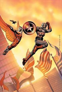 Captain America #17 (Morales Variant Cover Edition)