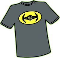 Bat Fighter T-Shirt LG