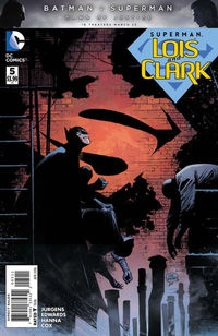 Superman Lois & Clark comics at TFAW.com