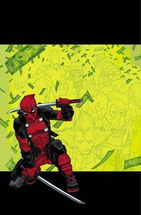 Deadpool Mercs for the Money #1 review at TFAW.com
