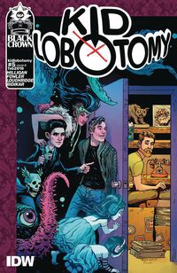 Kid Lobotomy #5 (Cover A - Fowler)