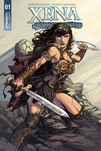Xena #1 (of 5) (Cover A - Finch)
