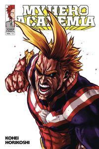 My Hero Academia GN Vol 11