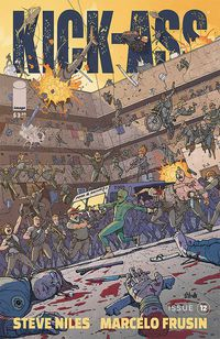Kick-Ass #12 (Cover C - Araujo)