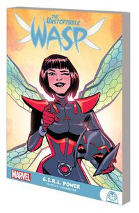 Unstoppable Wasp Girl Power GN TPB