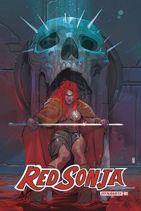 Red Sonja #1 (Cover C - Ward)