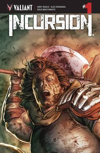 Incursion #1 (Cover A - Braithwaite)