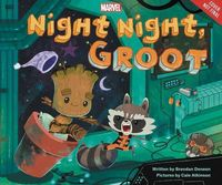 Night Night Groot Yr Picture Book