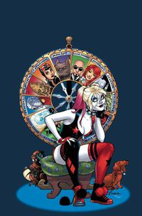 Harley Quinn TPB Vol 05 Vote Harley Rebirth