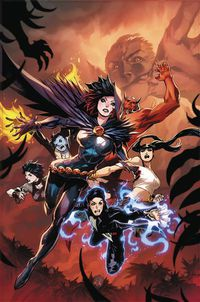 Raven Daughter of Darkness TPB Vol 02
