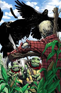 Teenage Mutant Ninja Turtles Urban Legends #12 (Cover A - Fosco)
