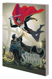 Doctor Strange by Mark Waid TPB Vol 02 Remittance