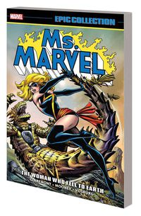 Ms Marvel Epic Collection TPB Woman Who Fell to Earth